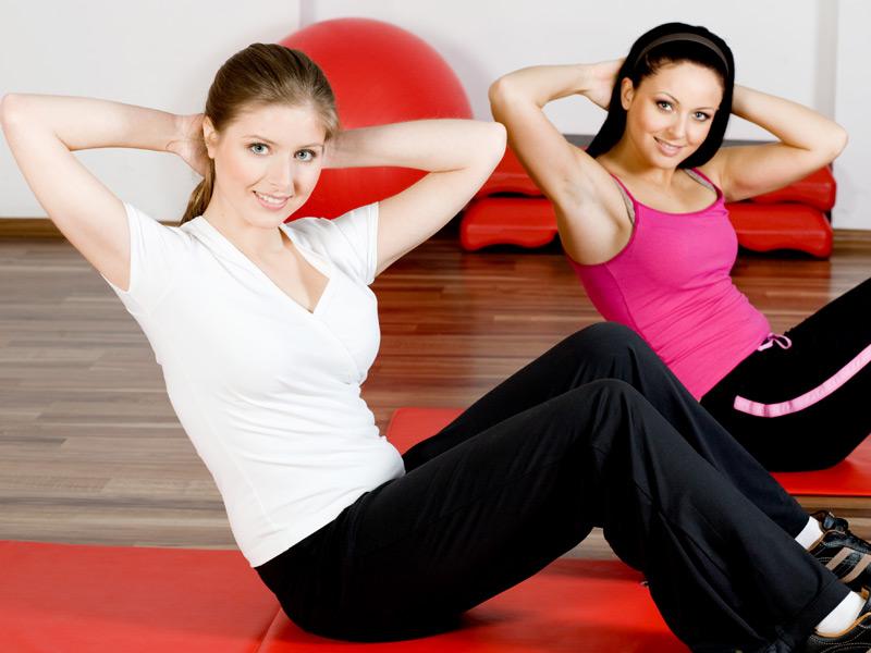 Как похудеть фитнес для женщин